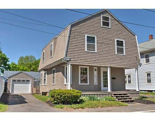 18 Roosevelt Avenue, Beverly, MA