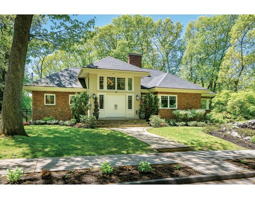 87 Beverly Road, Brookline, MA