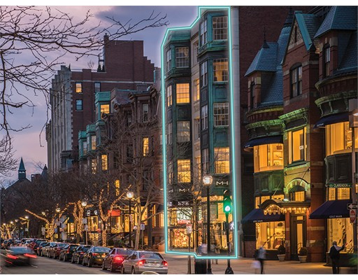 111 Newbury Street, Boston, MA 02116