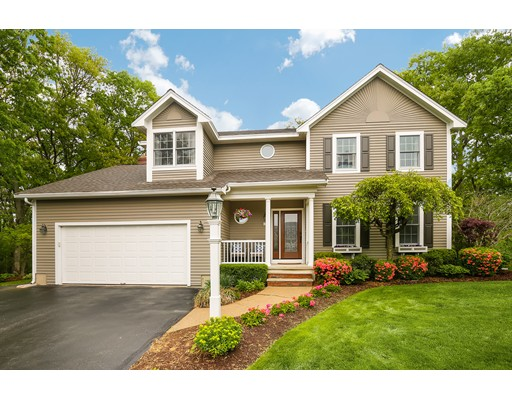 10 ANDREWS Circle, Wakefield, MA