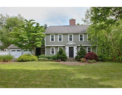 24 Longmeadow Road, Weston, MA