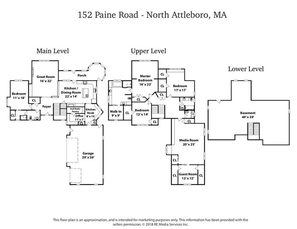 152 Paine Road (152r), North Attleboro MA Real Estate Listing | MLS