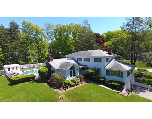 2 Blodgett Road, Lexington, MA