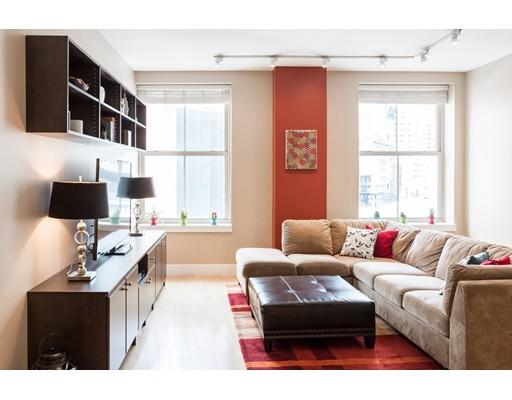 Boston, MA - Leather District