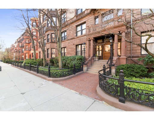 416 Marlborough Street, Boston, MA 02115