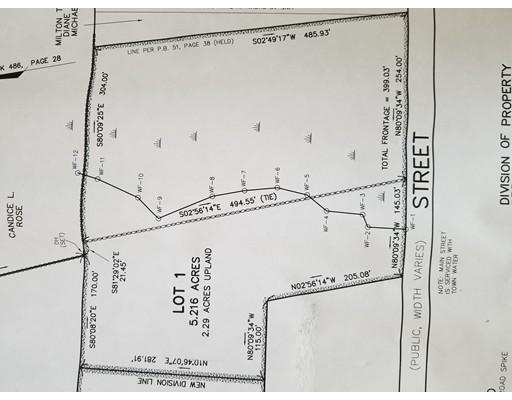 Lot 1 Main Street, Dighton, MA