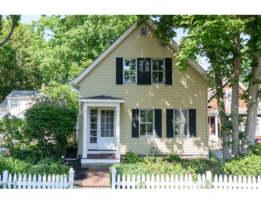 30 Cottage Street, Wellesley, MA