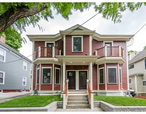 47 Wallace, Somerville, MA 02144