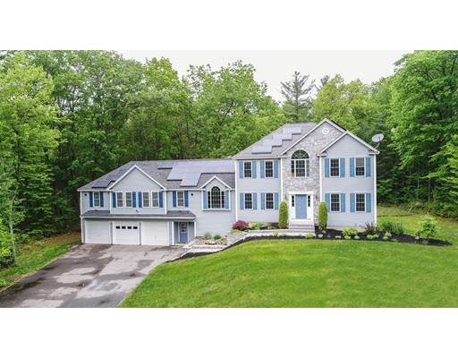 57 Bayberry Hill Road, Townsend, MA