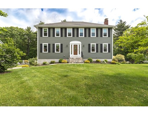 7 Towpath Drive, Wilmington, MA