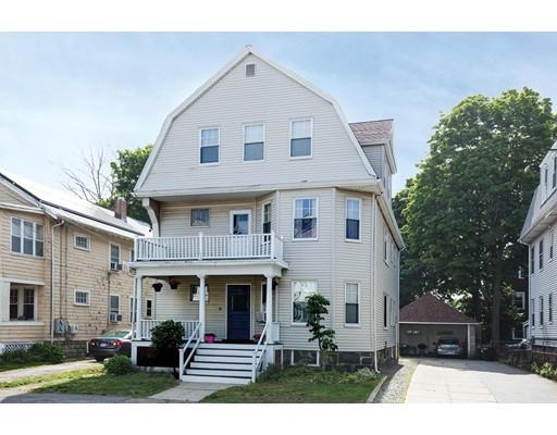 61 Dartmouth Street, Belmont, MA 02478