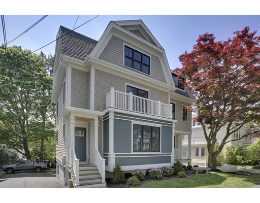 663 Chestnut Hill Avenue, Brookline, MA