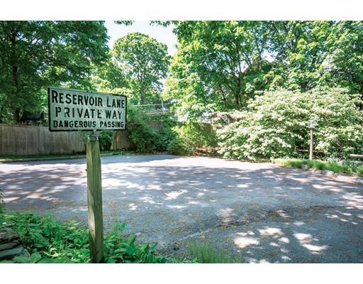 Reservoir Lane Brookline MA 02467