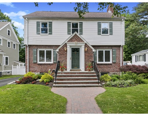 80 Bonad Road, Brookline, MA