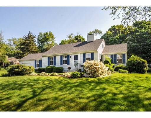 21 Clay Spring Road, Cohasset, MA