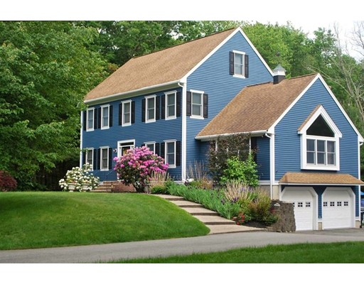 5 Courtney Drive, Newbury, MA