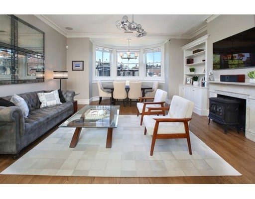 128 Marlborough, Unit 5&6, Boston, MA 02116
