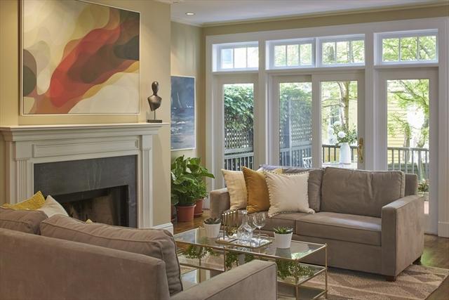 38 Garden St, Cambridge, MA, 02138,  Home For Sale