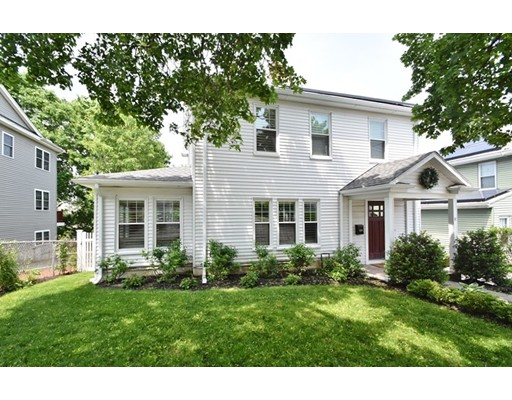 41 Quincy Street, Watertown, MA