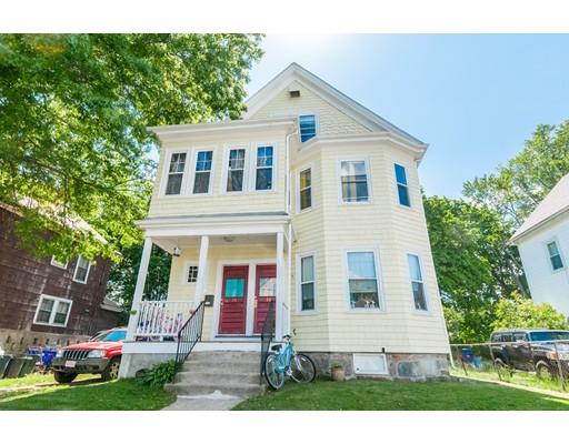 33 Massasoit Street, Boston, MA 02136