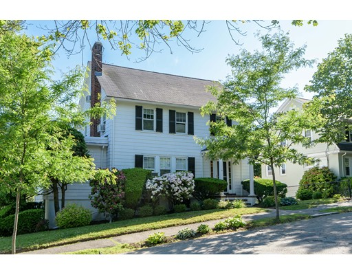 18 Somerset Road, Brookline, MA