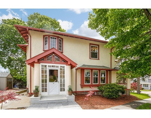 44 Upland Road, Watertown, MA