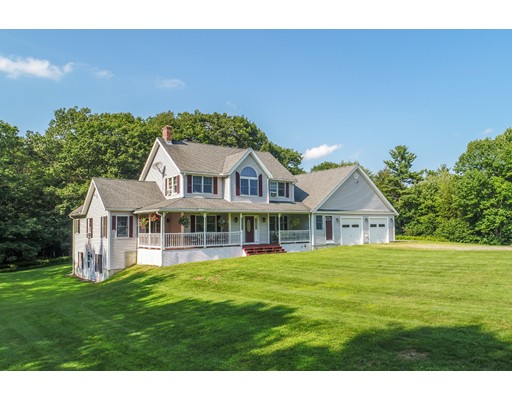 48 Crosby Road, Winchendon, MA