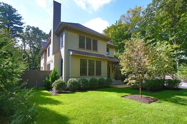 135 Neshobe Road, Newton, MA, 02468, Waban Home For Sale