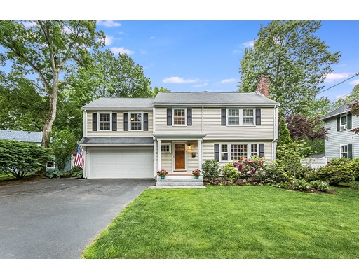 57 Grasmere Road, Needham, MA