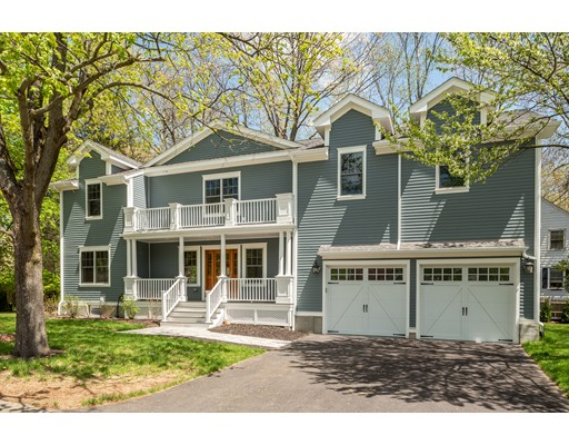 3 Lexington Road, Wellesley, MA