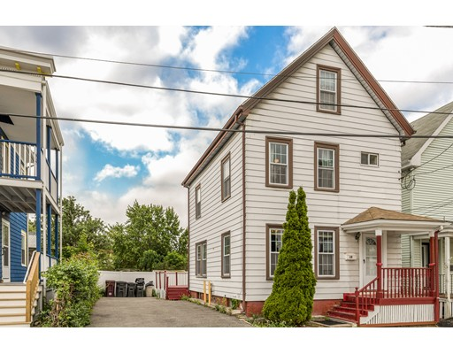 10 Olive Road, Revere, MA