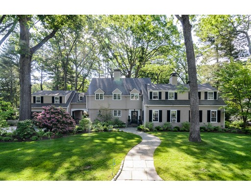 30 Whiting Road, Wellesley, MA