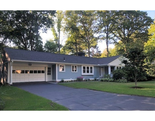 34 Fairbanks Road, Lexington, MA