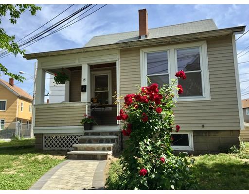 15 Utton Avenue, Pawtucket, RI