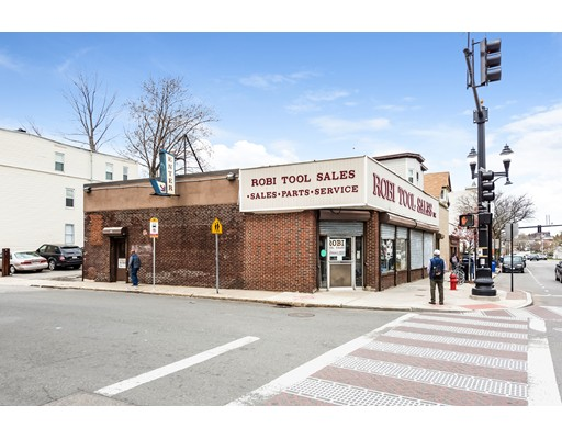 168 Broadway, Somerville, MA 02145