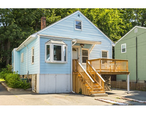 48 Haines, Medford, MA