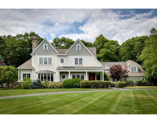 3 Hamlins Crossing, Dover, MA