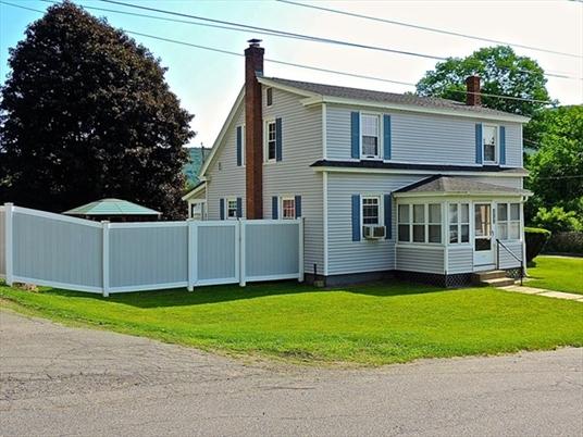 12 Wellington St, Buckland, MA<br>$219,900.00<br>0.37 Acres, 2 Bedrooms