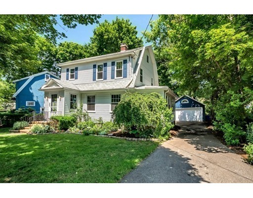 22 Furbush Avenue, Newton, MA