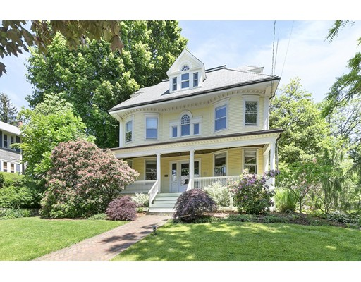 93 Russell Avenue, Watertown, MA