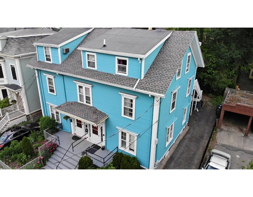 25 Clinton Street, Cambridge, MA 02139