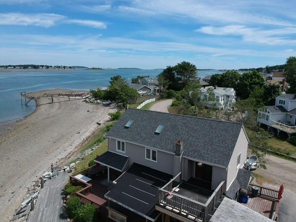104 Kings Cove Beach Rd, Weymouth, MA, 02191, Norfolk Home For Sale