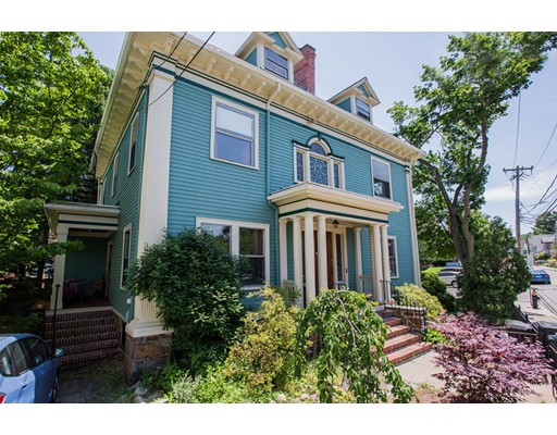 This is one of the grandest homes in Roslindale.  A once in a generation opportunity.  Architectural details abound.  Beautiful leaded glass much of which has been professionally restored.  Walk to all the shops and restaurants in the square.  Commuter Rail Station is a 5 minute walk.  This home has been lovingly maintained and is awaiting the next steward to keep the history alive.