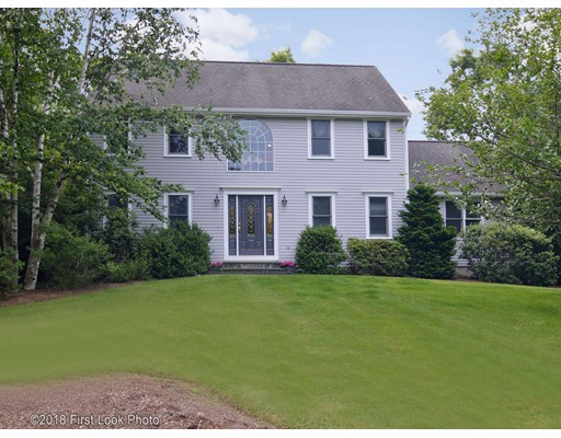 45 Old North Trail, Mansfield, MA