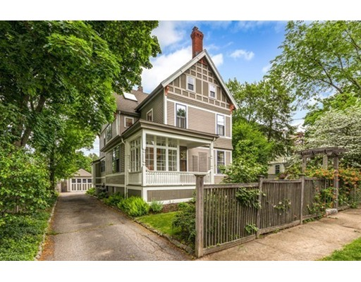 6 Central Street, Winchester, MA