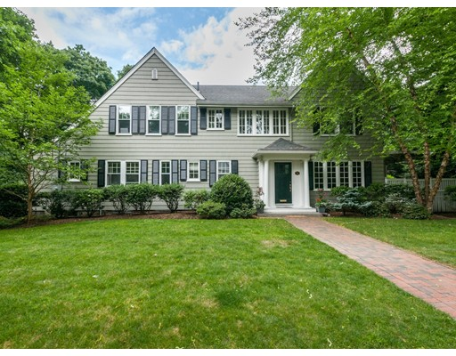 98 Crofton Road, Newton, MA