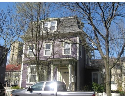 37 PUTNAM Avenue, Cambridge, Ma 02139