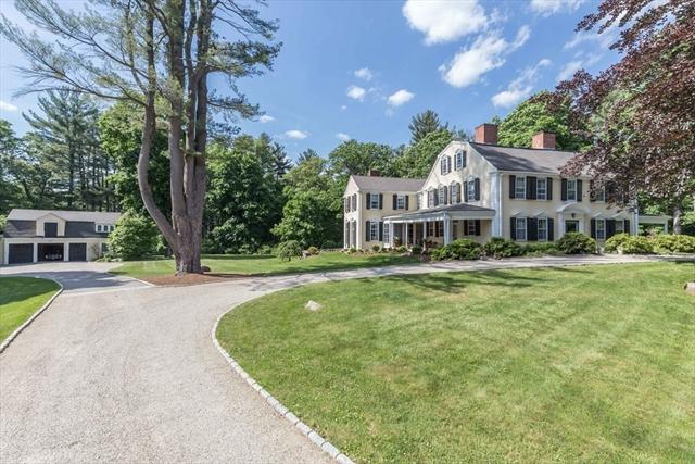 22 Church St, Weston, MA, 02493,  Home For Sale