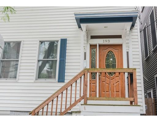 193 W 8Th Street, Boston, Ma 02127