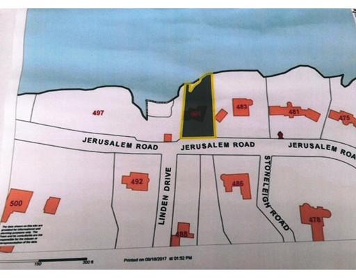 491 Jerusalem Road, Cohasset, MA